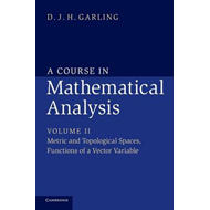 A Course in Mathematical Analysis 3 Volume Set A Course in M (BOK)