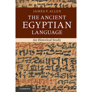 The Ancient Egyptian Language: An Historical Study (BOK)