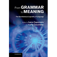 From Grammar to Meaning (BOK)