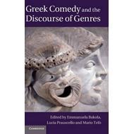 Greek Comedy and the Discourse of Genres (BOK)
