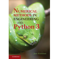 Numerical Methods in Engineering with Python (BOK)