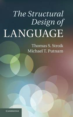 Structural Design of Language (BOK)