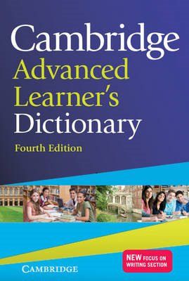 Cambridge Advanced Learner's Dictionary (BOK)