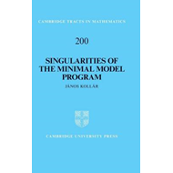 Singularities of the Minimal Model Program (BOK)