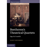 Beethoven's Theatrical Quartets (BOK)