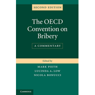 OECD Convention on Bribery (BOK)