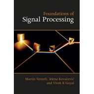 Foundations of Signal Processing (BOK)