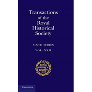 Transactions of the Royal Historical Society: Volume 22 (BOK)