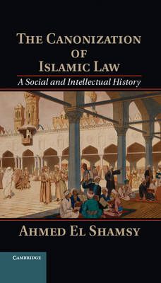 Canonization of Islamic Law (BOK)