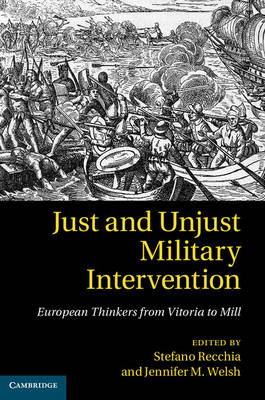 Just and Unjust Military Intervention (BOK)