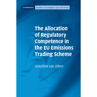 Allocation of Regulatory Competence in the EU Emissions Trad (BOK)