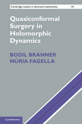 Quasiconformal Surgery in Holomorphic Dynamics (BOK)