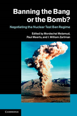 Banning the Bang or the Bomb? (BOK)