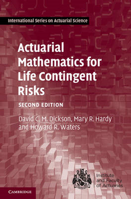 Actuarial Mathematics for Life Contingent Risks (BOK)