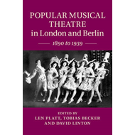 Popular Musical Theatre in London and Berlin (BOK)