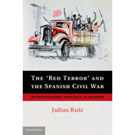 'Red Terror' and the Spanish Civil War (BOK)