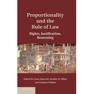 Proportionality and the Rule of Law (BOK)