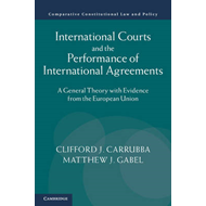 International Courts and the Performance of International Ag (BOK)