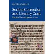 Scribal Correction and Literary Craft (BOK)