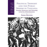 Political Thought and the Public Sphere in Tanzania (BOK)