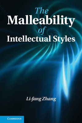 Malleability of Intellectual Styles (BOK)