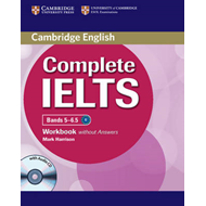 Complete IELTS Bands 5-6.5 Workbook without Answers (BOK)