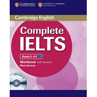Complete IELTS Bands 5-6.5 Workbook with Answers (BOK)