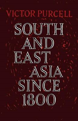 South East Asia since 1800 (BOK)