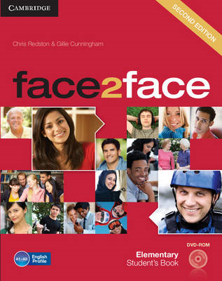 Face2Face Elementary Student's Book with DVD-ROM (BOK)