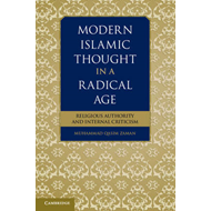 Modern Islamic Thought in a Radical Age: Religious Authority and Internal Criticism (BOK)