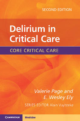 Delirium in Critical Care (BOK)