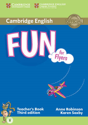 Fun for Flyers Teacher's Book with Audio (BOK)