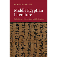 Middle Egyptian Literature (BOK)