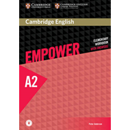 Cambridge English Empower Elementary Workbook with Answers w (BOK)