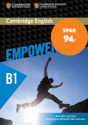 Cambridge English Empower Pre-intermediate Student's Book (BOK)