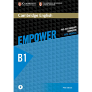 Cambridge English Empower Pre-Intermediate Workbook with Ans (BOK)