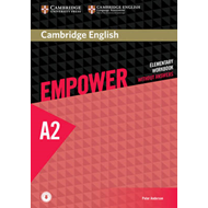 Cambridge English Empower Elementary Workbook Without Answer (BOK)