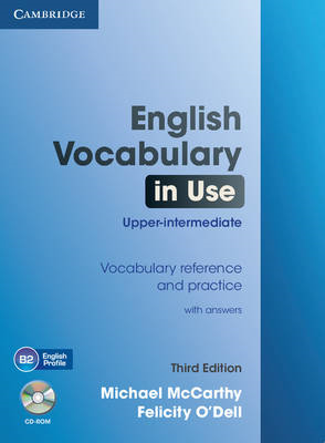 English Vocabulary in Use Upper-intermediate with Answers an (BOK)