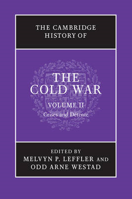 Cambridge History of the Cold War (BOK)