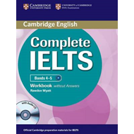 Complete IELTS Bands 4-5 Workbook without Answers with Audio (BOK)