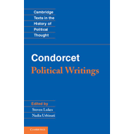 Condorcet: Political Writings (BOK)