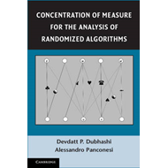 Concentration of Measure for the Analysis of Randomized Algo (BOK)