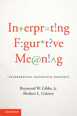 Interpreting Figurative Meaning (BOK)