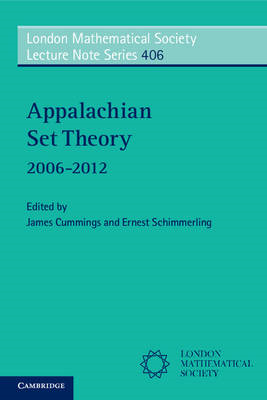 Appalachian Set Theory: 2006-2012 (BOK)
