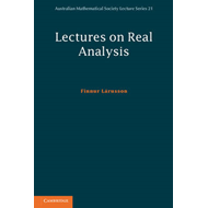 Lectures on Real Analysis (BOK)