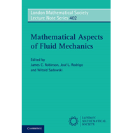 Mathematical Aspects of Fluid Mechanics (BOK)