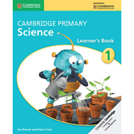 Cambridge Primary Science Stage 1 Learner's Book (BOK)