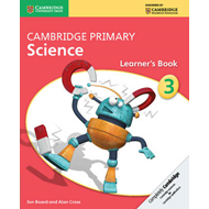 Cambridge Primary Science Stage 3 Learner's Book (BOK)