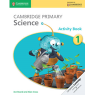 Cambridge Primary Science Stage 1 Activity Book (BOK)