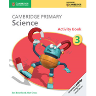Cambridge Primary Science Stage 3 Activity Book (BOK)